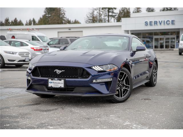 2018 Ford Mustang GT Premium (Stk: P0425) in Surrey - Image 3 of 28