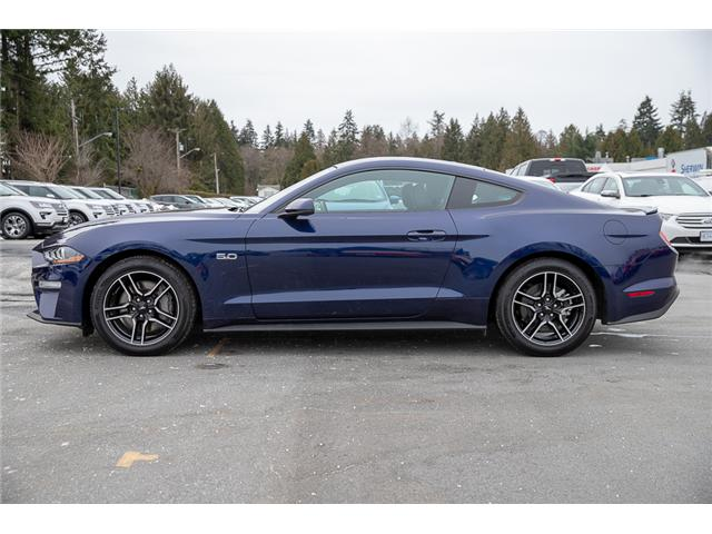 2018 Ford Mustang GT Premium (Stk: P0425) in Surrey - Image 4 of 28