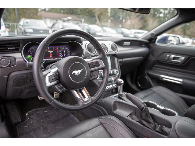 2018 Ford Mustang GT Premium (Stk: P0425) in Surrey - Image 14 of 28