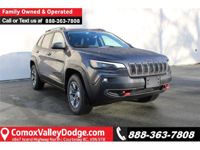 2019 Jeep Cherokee Trailhawk (Stk: D382957) in Courtenay - Image 1 of 30