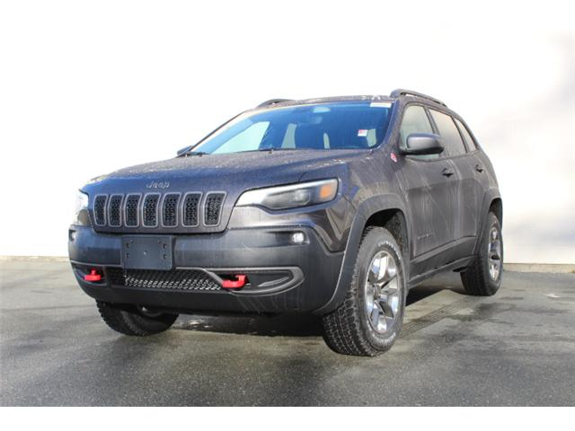 2019 Jeep Cherokee Trailhawk (Stk: D382957) in Courtenay - Image 2 of 30