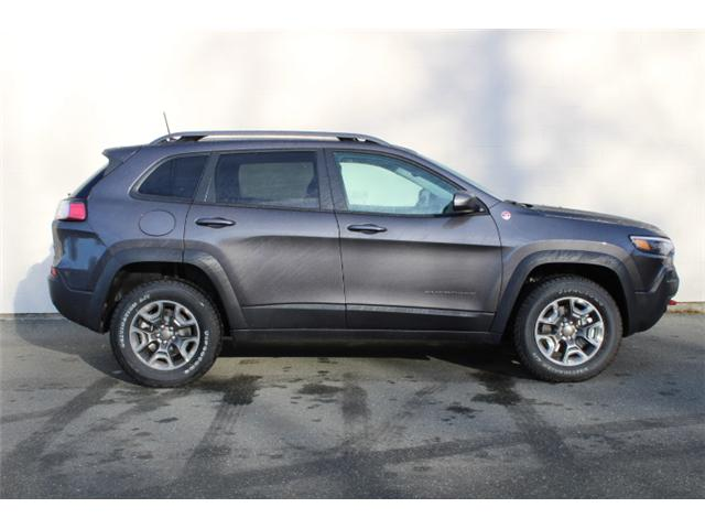 2019 Jeep Cherokee Trailhawk (Stk: D382957) in Courtenay - Image 26 of 30