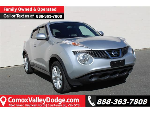 2013 Nissan Juke SV (Stk: T126249A) in Courtenay - Image 1 of 28
