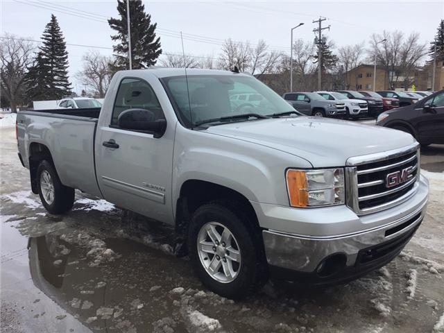 2013 GMC Sierra 1500 SLE (Stk: 203137) in Brooks - Image 1 of 12
