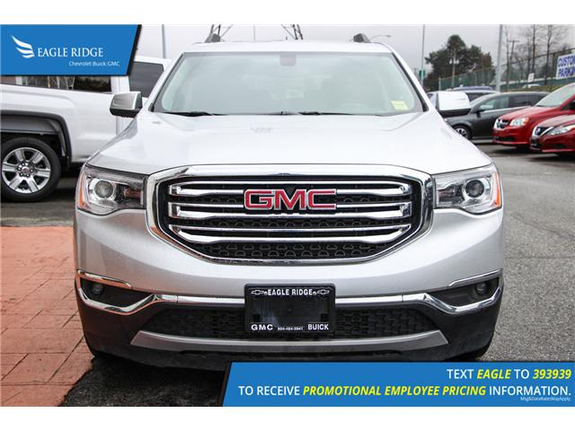 2018 GMC Acadia SLE-2 (Stk: 189633) in Coquitlam - Image 2 of 18