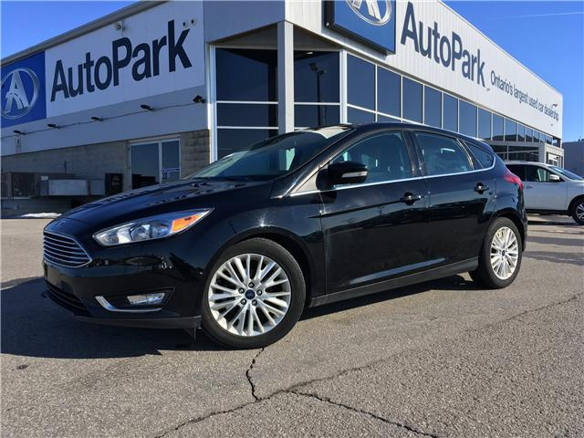 2018 Ford Focus Titanium (Stk: 18-47738RJB) in Barrie - Image 1 of 30