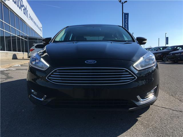 2018 Ford Focus Titanium (Stk: 18-47738RJB) in Barrie - Image 2 of 30