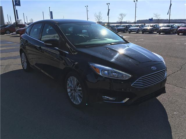 2018 Ford Focus Titanium (Stk: 18-47738RJB) in Barrie - Image 3 of 30