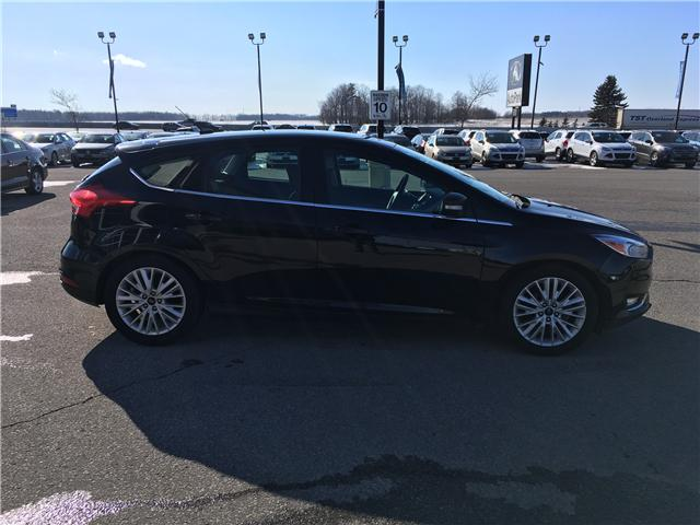 2018 Ford Focus Titanium (Stk: 18-47738RJB) in Barrie - Image 4 of 30