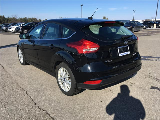 2018 Ford Focus Titanium (Stk: 18-47738RJB) in Barrie - Image 7 of 30