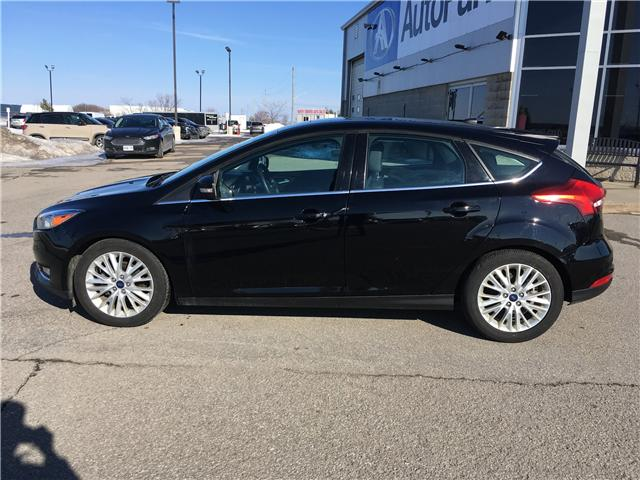 2018 Ford Focus Titanium (Stk: 18-47738RJB) in Barrie - Image 8 of 30