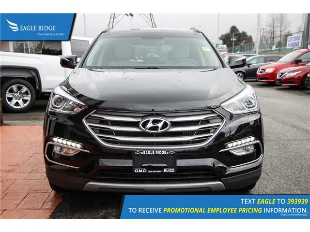 2018 Hyundai Santa Fe Sport 2.0T Limited (Stk: 189101) in Coquitlam - Image 2 of 18