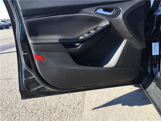 2018 Ford Focus Titanium (Stk: 18-47738RJB) in Barrie - Image 13 of 30