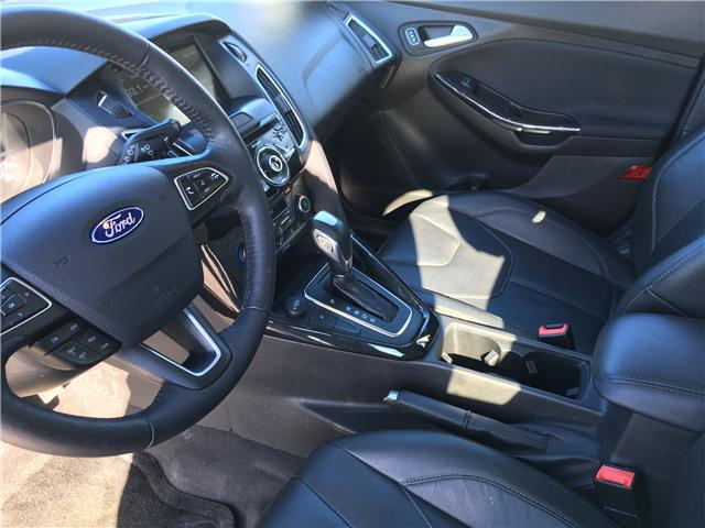 2018 Ford Focus Titanium (Stk: 18-47738RJB) in Barrie - Image 15 of 30