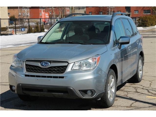 2015 Subaru Forester 2.5i Touring Package (Stk: 1902053) in Waterloo - Image 1 of 29