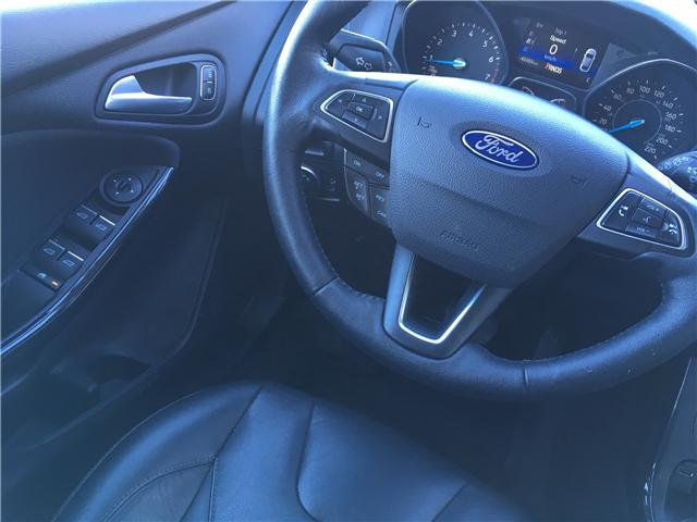 2018 Ford Focus Titanium (Stk: 18-47738RJB) in Barrie - Image 23 of 30