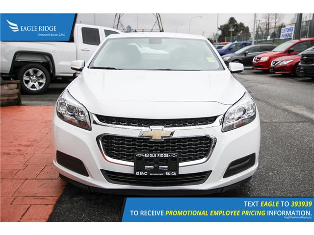 2016 Chevrolet Malibu Limited LT (Stk: 165401) in Coquitlam - Image 2 of 14