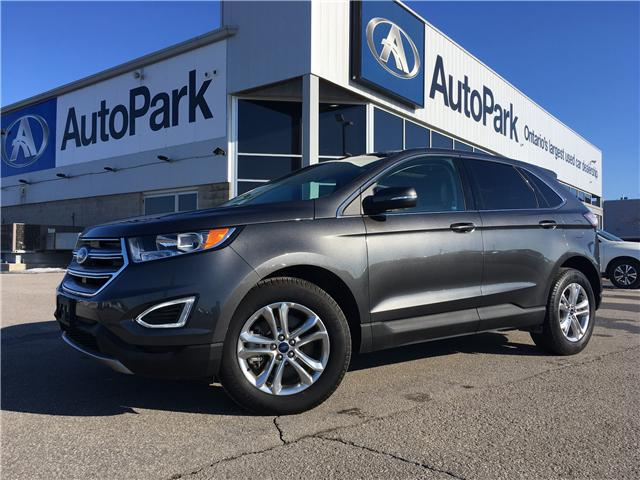 2018 Ford Edge SEL (Stk: 18-91220RMB) in Barrie - Image 1 of 29