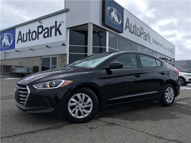 2017 Hyundai Elantra LE (Stk: 17-35352RJB) in Barrie - Image 1 of 23