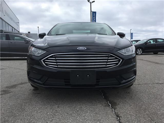 2017 Ford Fusion SE (Stk: 17-18128RJB) in Barrie - Image 2 of 26
