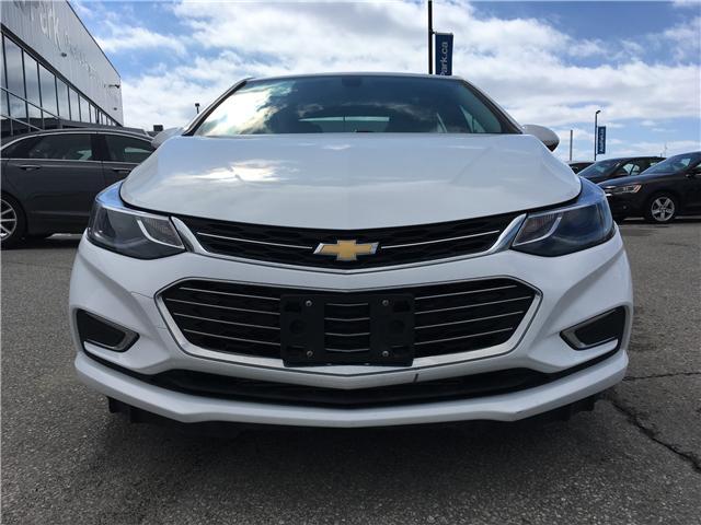 2017 Chevrolet Cruze Premier Auto (Stk: 17-04838RJB) in Barrie - Image 2 of 26