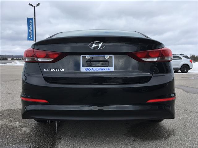 2017 Hyundai Elantra LE (Stk: 17-35352RJB) in Barrie - Image 6 of 23