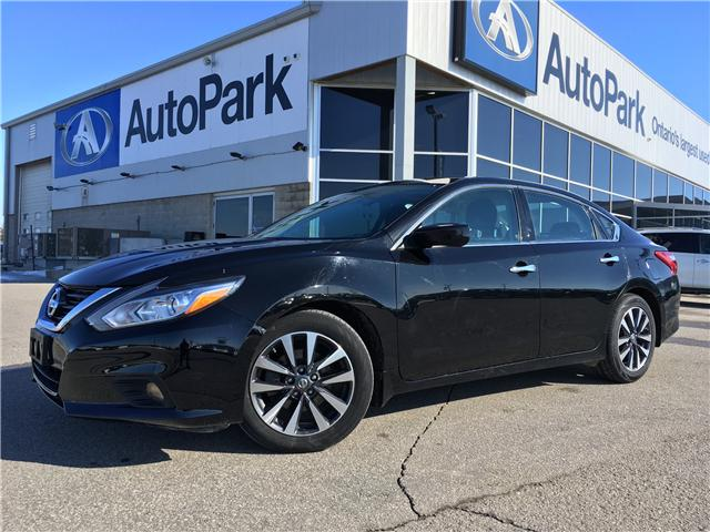 2017 Nissan Altima 2.5 SV (Stk: 17-43497RJB) in Barrie - Image 1 of 28
