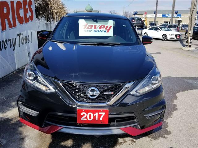2017 Nissan Sentra Nismo (Stk: 19-127) in Oshawa - Image 2 of 15