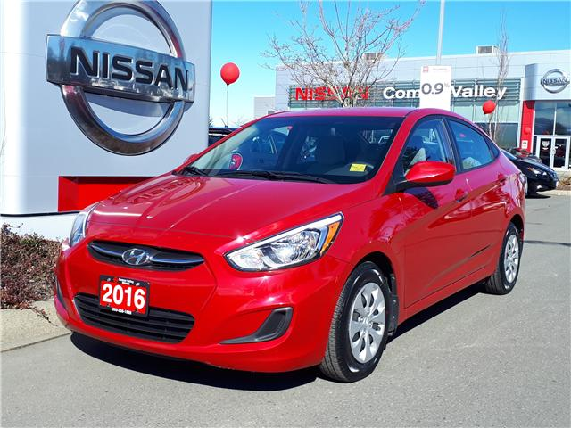 2016 Hyundai Accent GL (Stk: P0018A) in Courtenay - Image 1 of 9