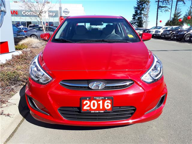 2016 Hyundai Accent GL (Stk: P0018A) in Courtenay - Image 2 of 9
