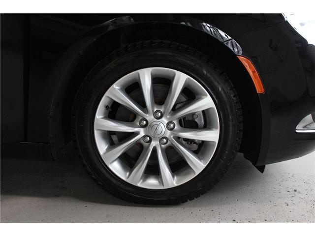 2015 Chrysler 200 C (Stk: 694138) in Vaughan - Image 2 of 29