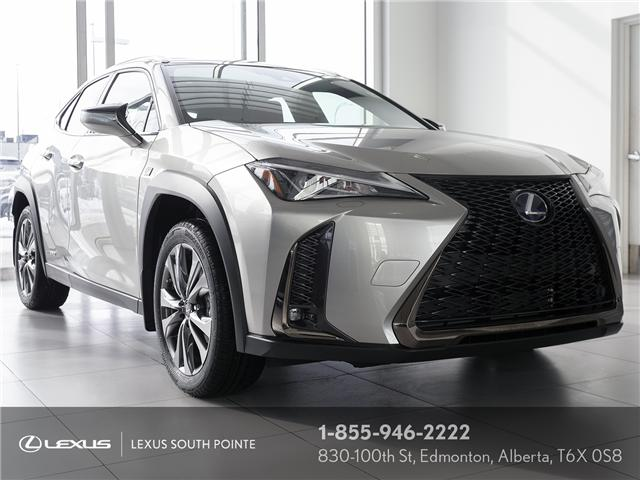 2019 Lexus UX 250h Base (Stk: L900341) in Edmonton - Image 1 of 24