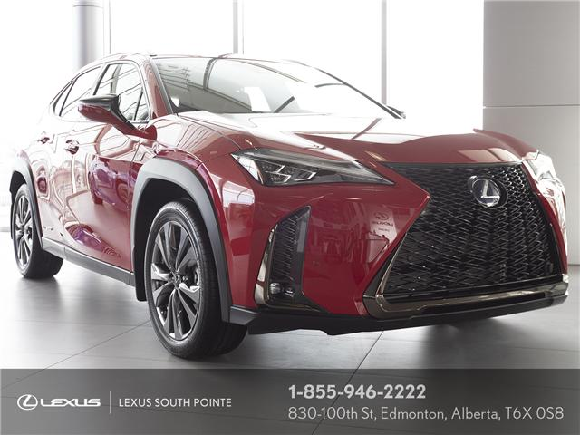 2019 Lexus UX 250h Base (Stk: L900342) in Edmonton - Image 1 of 24