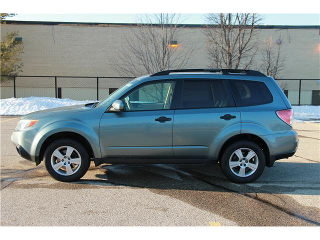 2011 Subaru Forester 2.5 X Convenience Package (Stk: 1902040) in Waterloo - Image 2 of 28