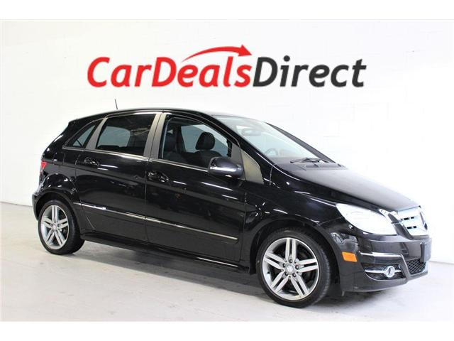2011 Mercedes-Benz B-Class Turbo (Stk: 639600) in Vaughan - Image 1 of 29