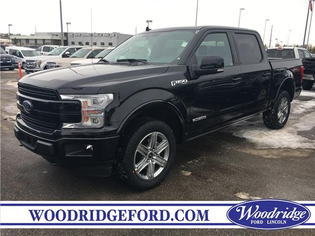 2018 Ford F-150 Lariat (Stk: J-2630) in Calgary - Image 1 of 6