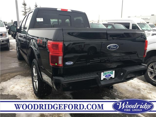 2018 Ford F-150 Lariat (Stk: J-2630) in Calgary - Image 3 of 6