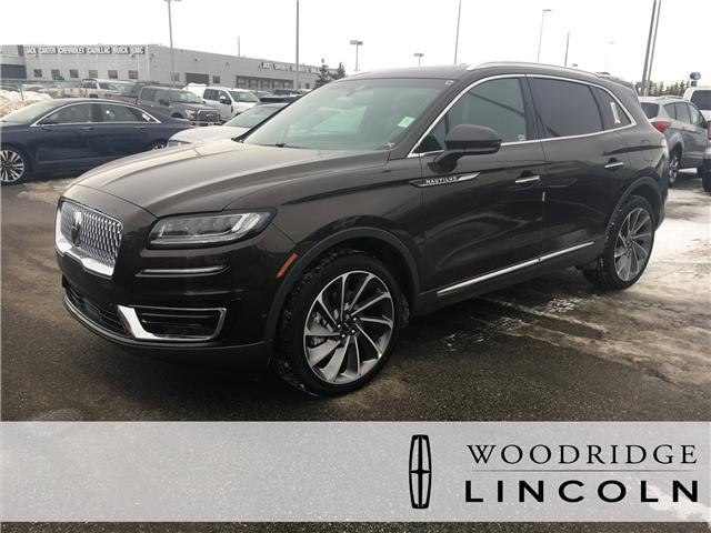 2019 Lincoln Nautilus Reserve (Stk: K-270) in Calgary - Image 1 of 6