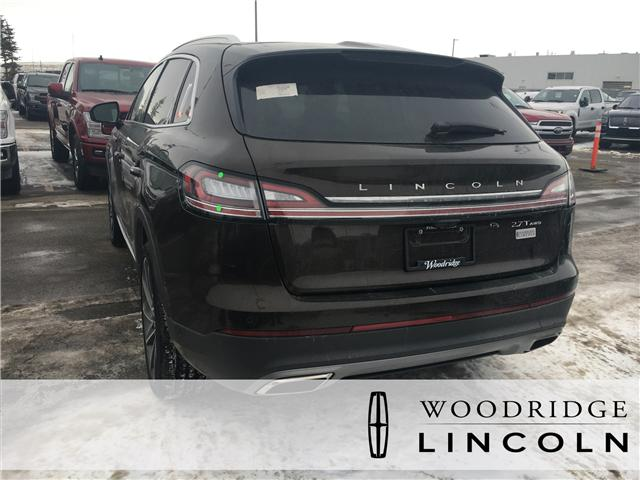 2019 Lincoln Nautilus Reserve (Stk: K-270) in Calgary - Image 3 of 6