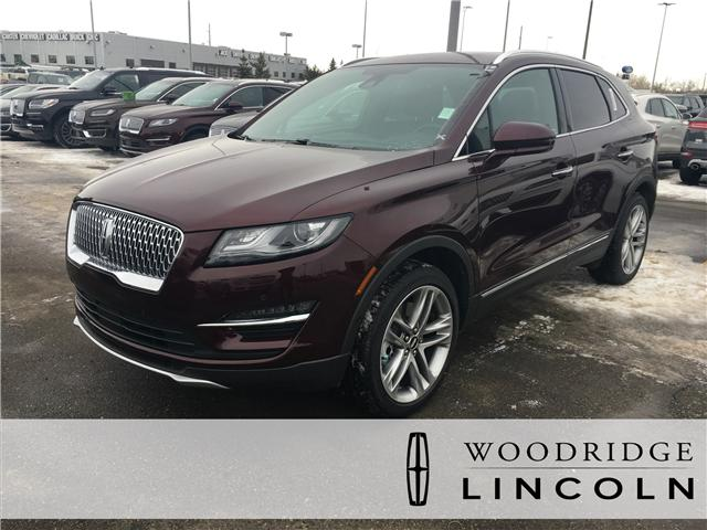 2019 Lincoln MKC Reserve (Stk: K-316) in Calgary - Image 1 of 6