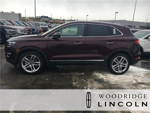 2019 Lincoln MKC Reserve (Stk: K-316) in Calgary - Image 2 of 6
