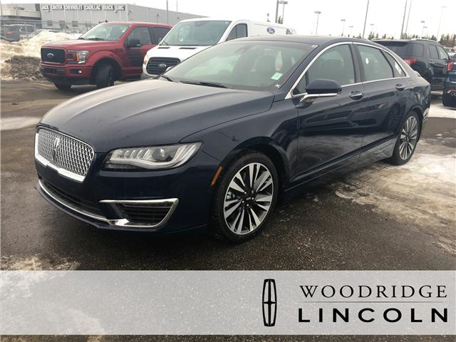 2019 Lincoln MKZ Reserve (Stk: K-653) in Calgary - Image 1 of 5