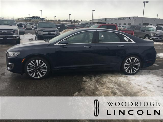2019 Lincoln MKZ Reserve (Stk: K-653) in Calgary - Image 2 of 5