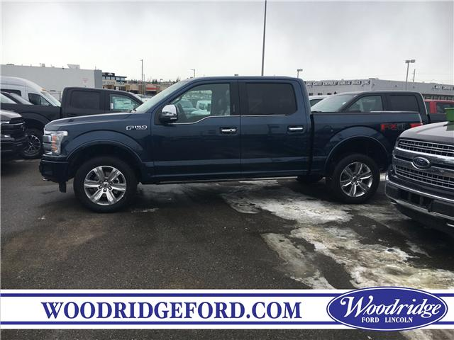 2019 Ford F-150 Platinum (Stk: K-744) in Calgary - Image 2 of 5