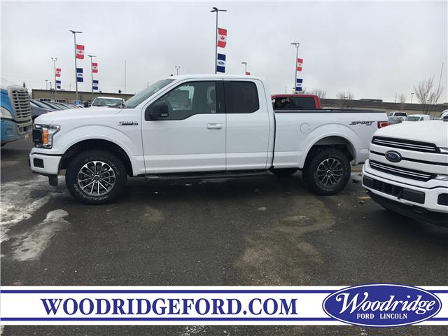 2019 Ford F-150 XLT (Stk: K-1093) in Calgary - Image 2 of 5