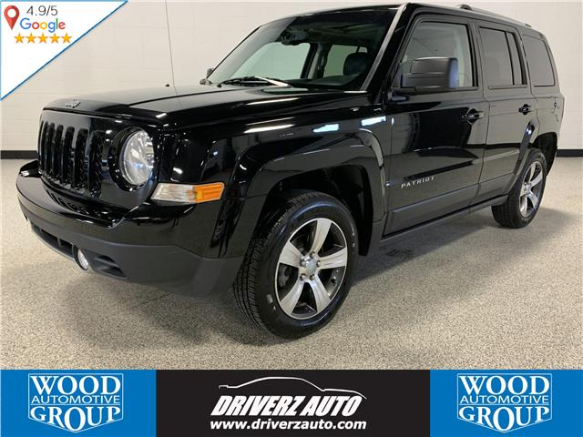 2016 Jeep Patriot Sport/North (Stk: B11969) in Calgary - Image 1 of 15