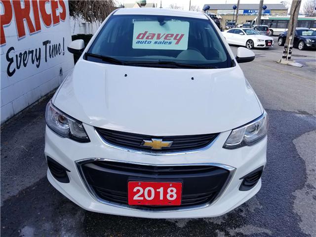 2018 Chevrolet Sonic LT Auto (Stk: 19-128) in Oshawa - Image 2 of 14