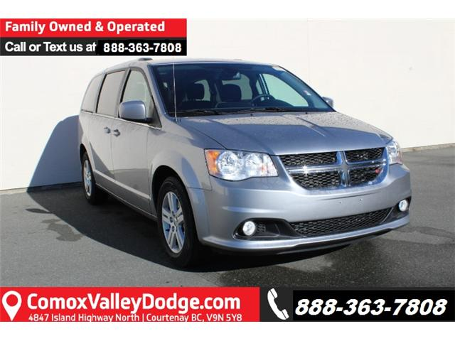 2019 Dodge Grand Caravan Crew (Stk: R634404) in Courtenay - Image 1 of 30