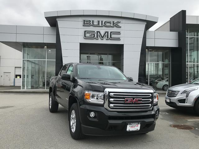 2019 GMC Canyon SLE (Stk: 9CN45500) in North Vancouver - Image 2 of 13