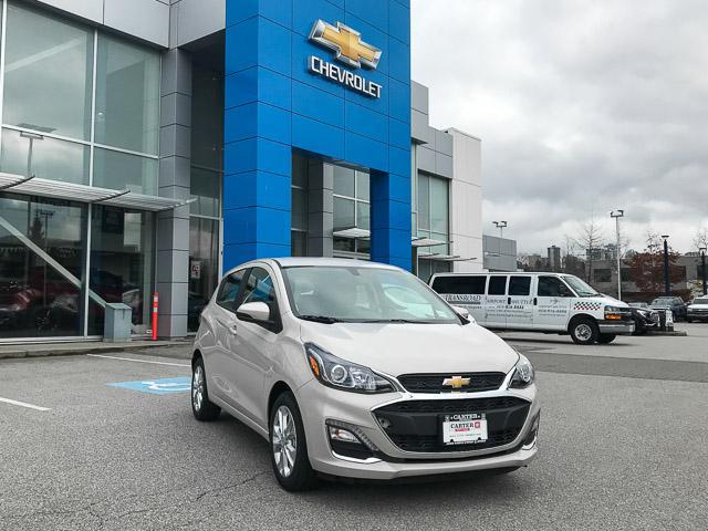 2019 Chevrolet Spark 1LT CVT (Stk: 9P48500) in North Vancouver - Image 2 of 13